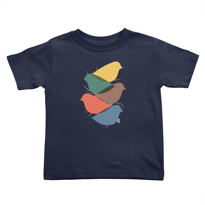 Simplify Kids Toddler T-Shirt by YANMOS