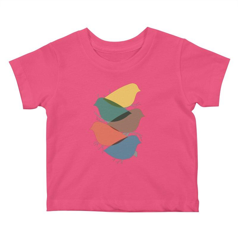 Simplify Kids Baby T-Shirt by YANMOS