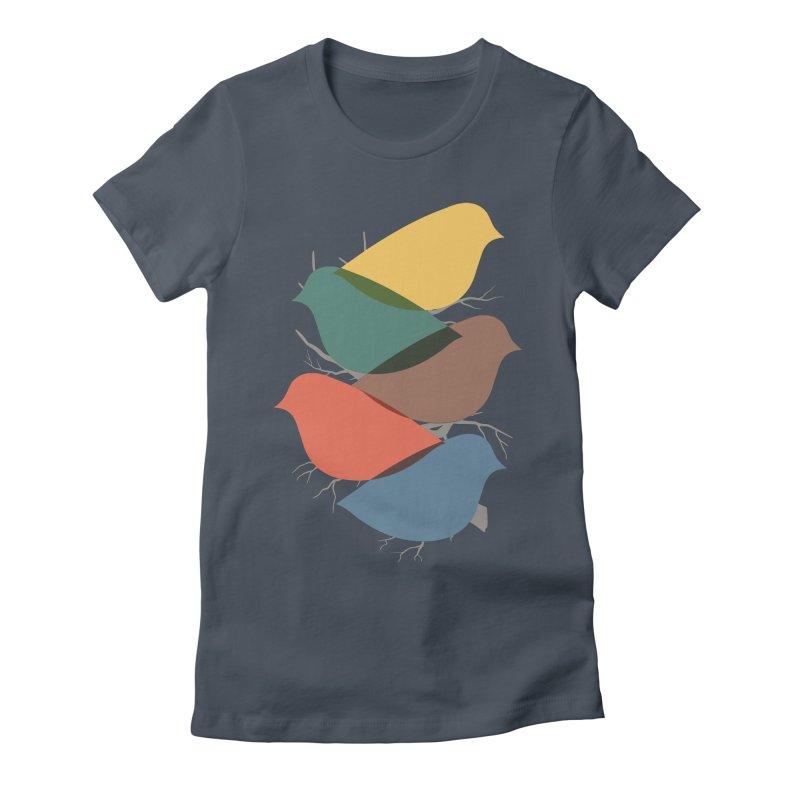 Simplify Women's T-Shirt by YANMOS