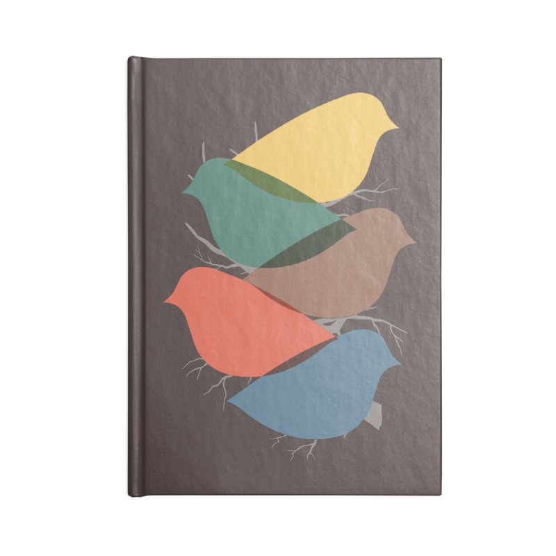 Simplify Accessories Lined Journal Notebook by YANMOS