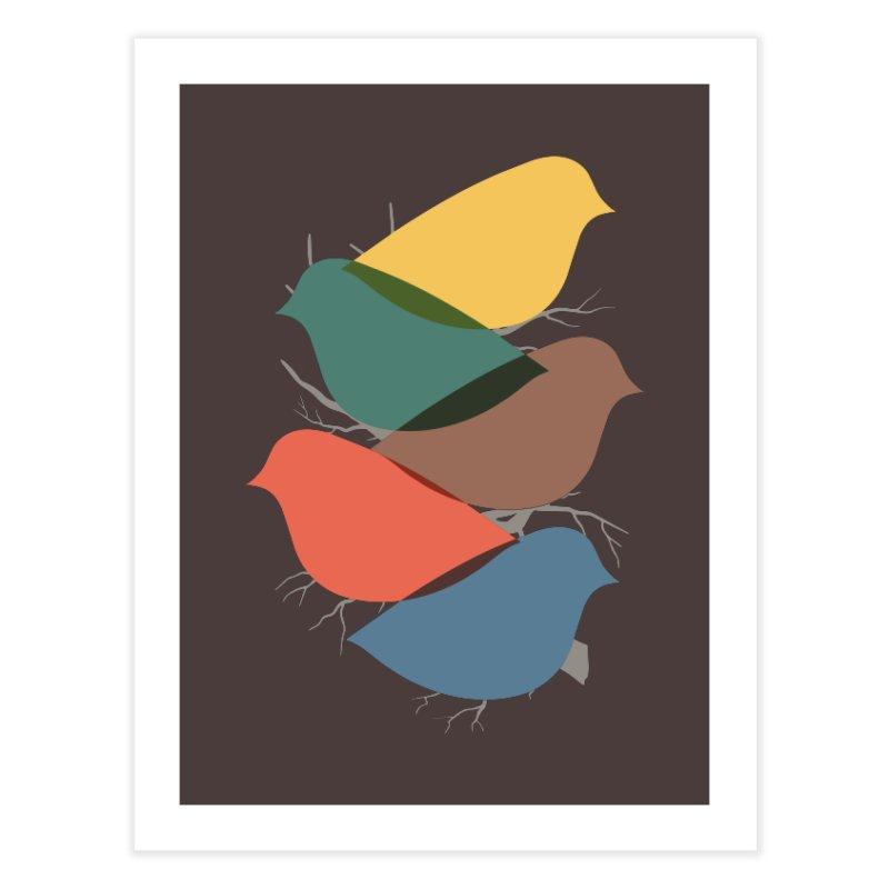 Simplify Home Fine Art Print by YANMOS