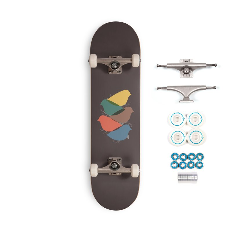 Simplify Accessories Complete - Basic Skateboard by YANMOS