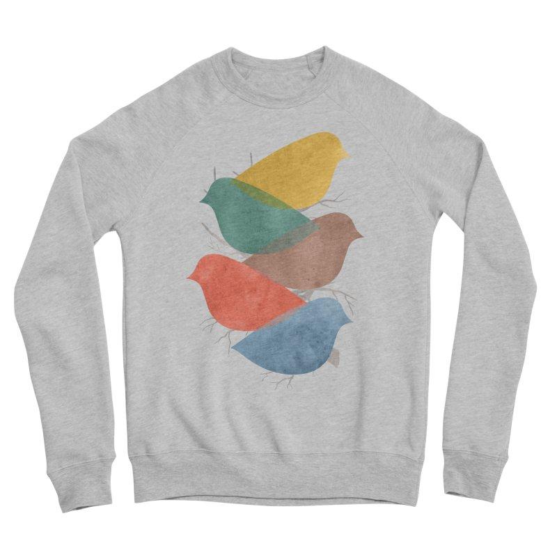 Simplify Men's Sponge Fleece Sweatshirt by YANMOS