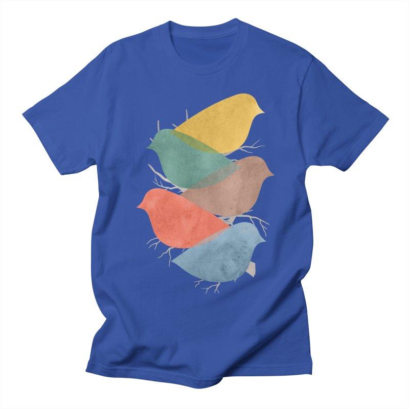 Simplify Men's Regular T-Shirt by YANMOS