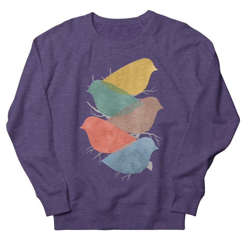 Simplify Women's French Terry Sweatshirt by YANMOS