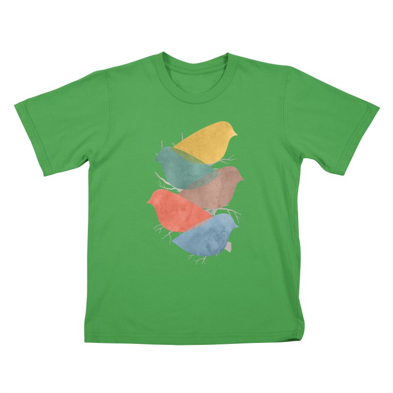 Simplify Kids T-Shirt by YANMOS