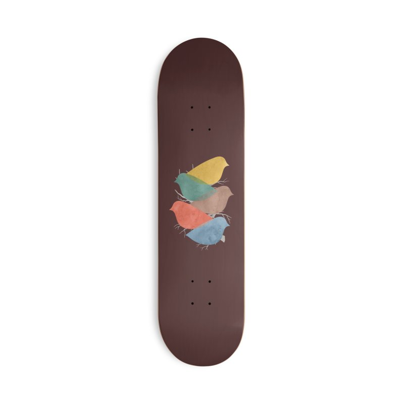 Simplify Accessories Deck Only Skateboard by YANMOS