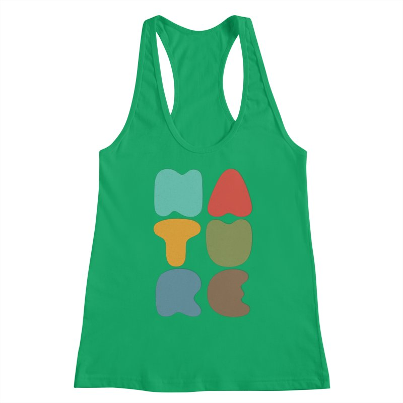 Bold nature Women's Tank by YANMOS