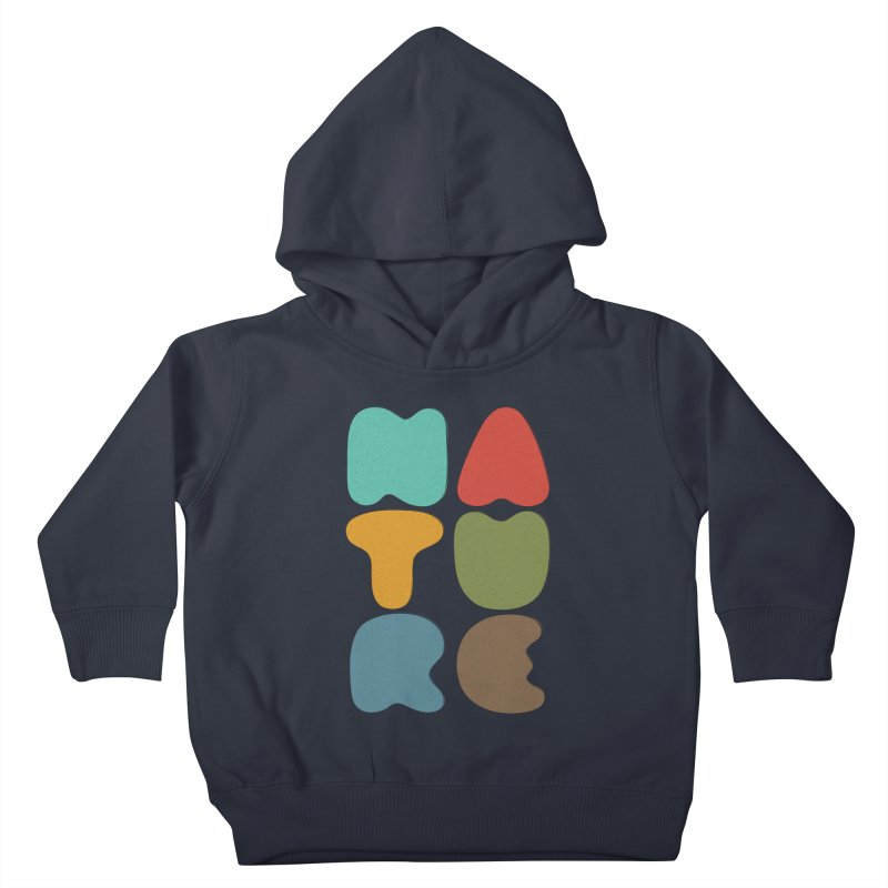 Bold nature Kids Toddler Pullover Hoody by YANMOS
