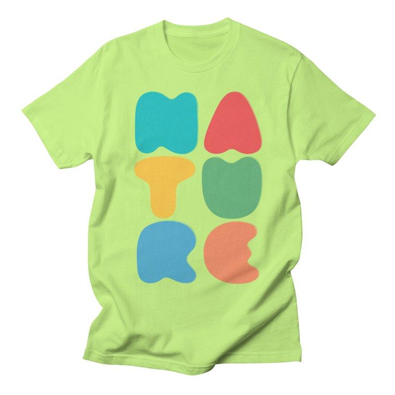 Bold nature Women's Regular Unisex T-Shirt by YANMOS