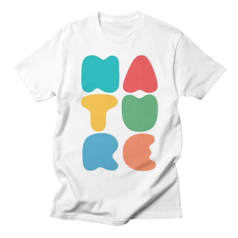 Bold nature Men's Regular T-Shirt by YANMOS