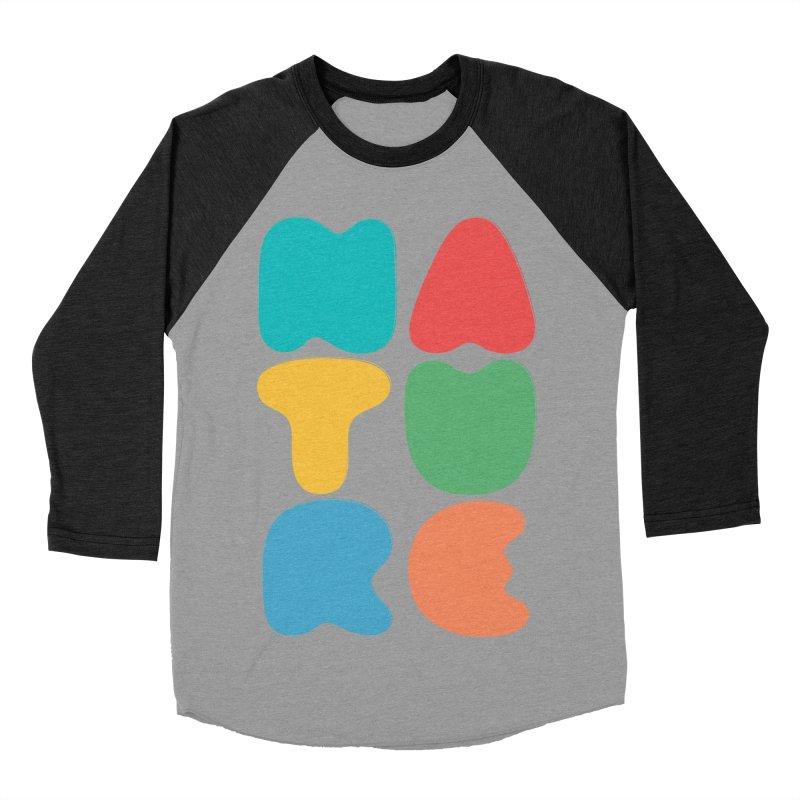Bold nature Men's Baseball Triblend Longsleeve T-Shirt by YANMOS