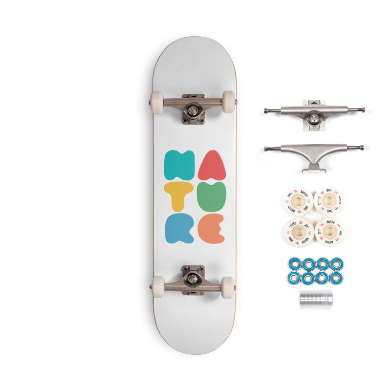 Bold nature Accessories Complete - Premium Skateboard by YANMOS
