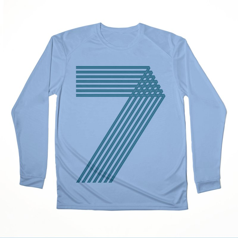 Seven stripes Men's Performance Longsleeve T-Shirt by YANMOS