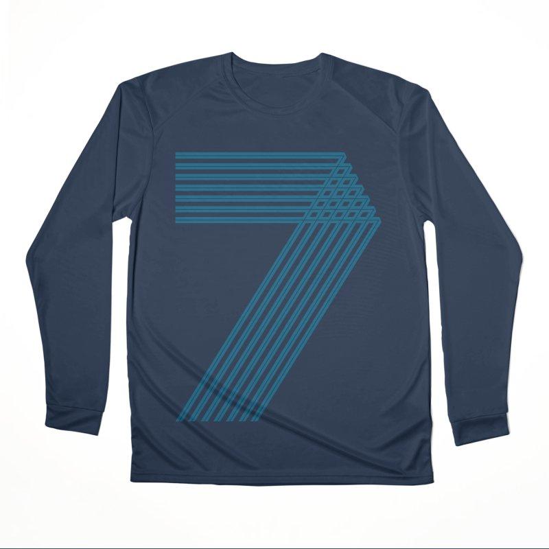Seven stripes Women's Performance Unisex Longsleeve T-Shirt by YANMOS