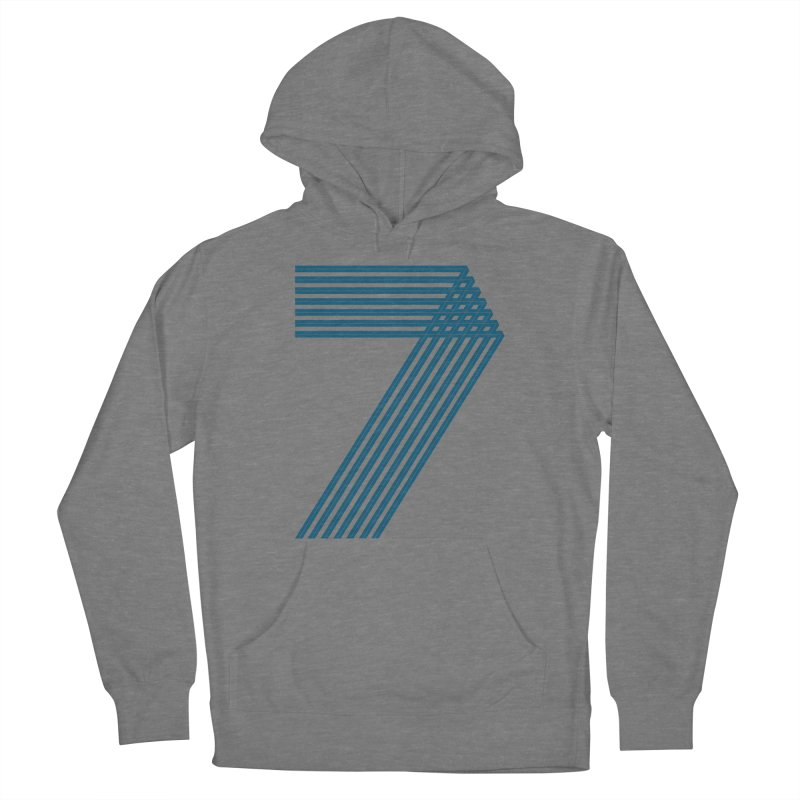 Seven stripes Women's Pullover Hoody by YANMOS