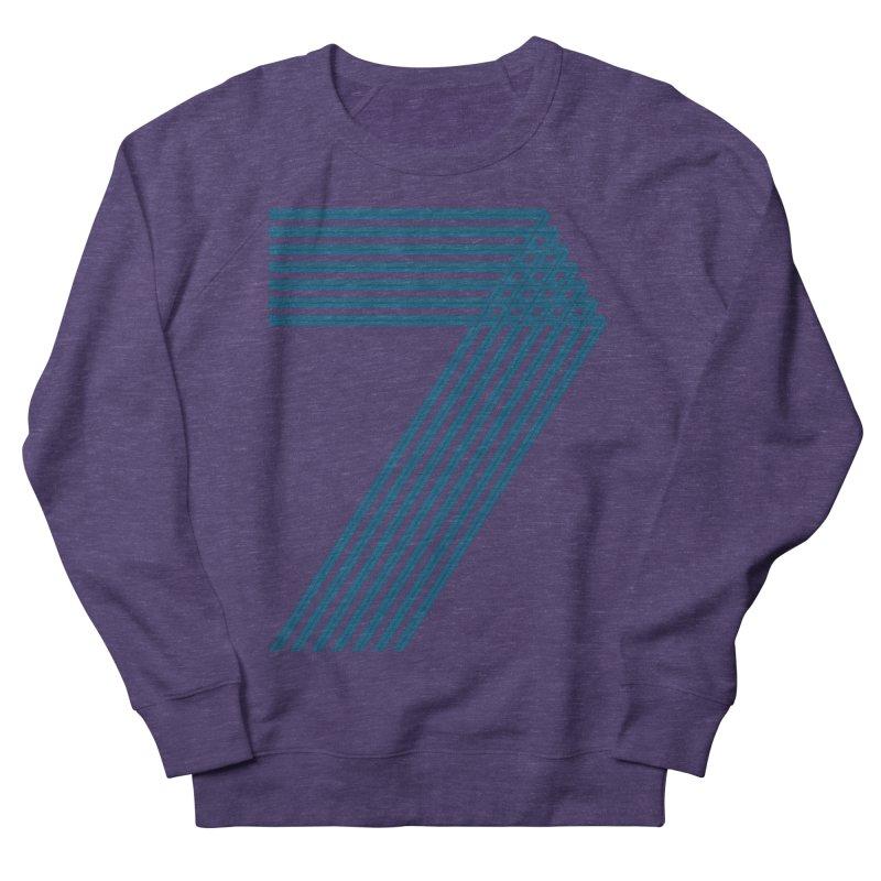 Seven stripes Women's French Terry Sweatshirt by YANMOS