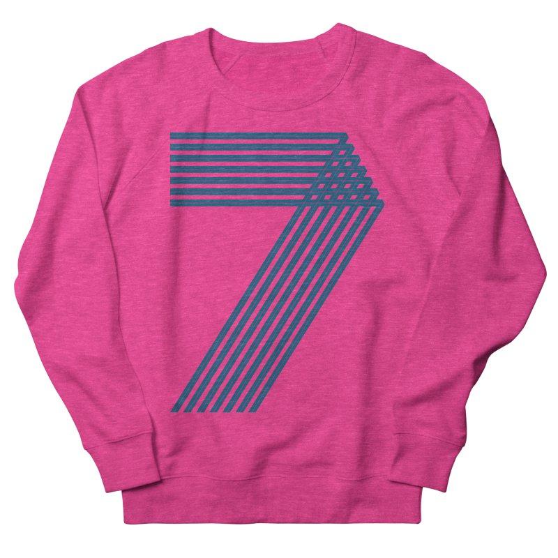 Seven stripes Men's French Terry Sweatshirt by YANMOS