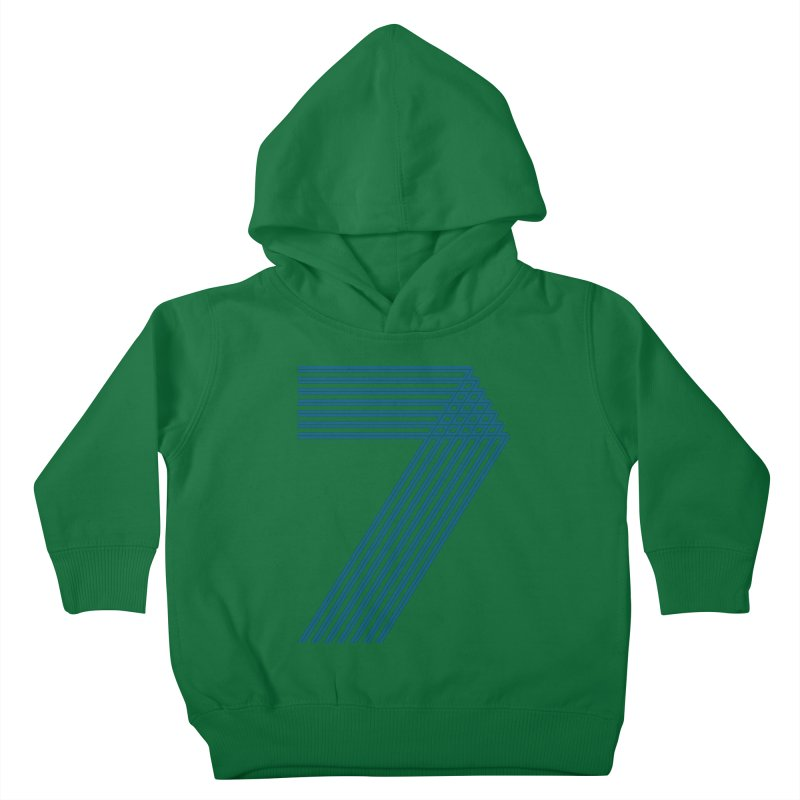 Seven stripes Kids Toddler Pullover Hoody by YANMOS