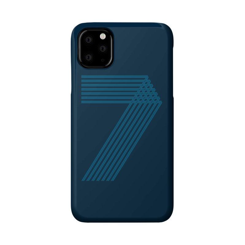 Seven stripes Accessories Phone Case by YANMOS