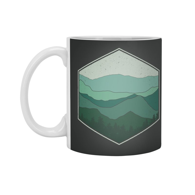 The horizon Accessories Standard Mug by YANMOS