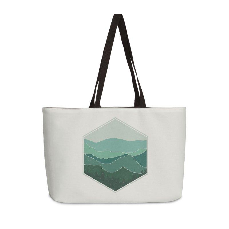 The horizon Accessories Weekender Bag Bag by YANMOS
