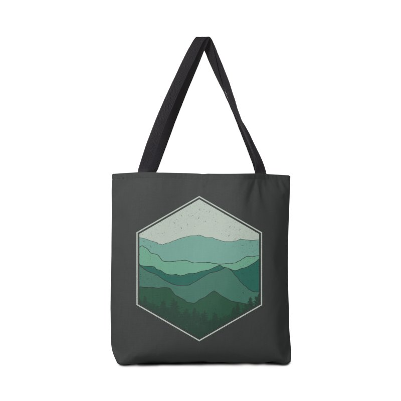 The horizon Accessories Bag by YANMOS