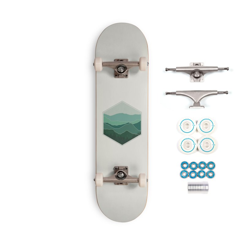 The horizon Accessories Complete - Basic Skateboard by YANMOS