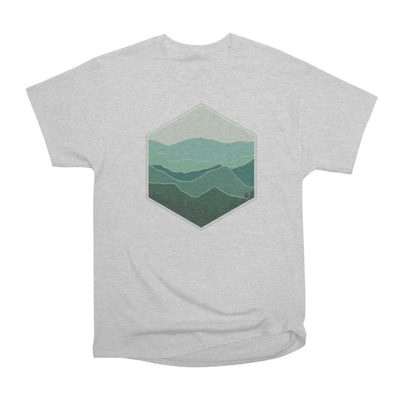 The horizon Women's Heavyweight Unisex T-Shirt by YANMOS