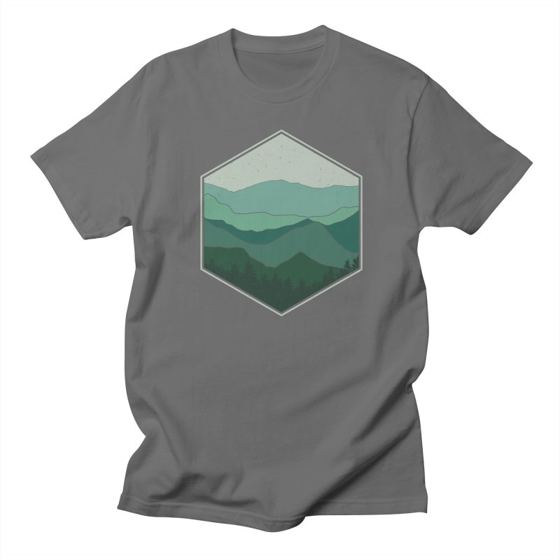 The horizon Men's T-Shirt by YANMOS