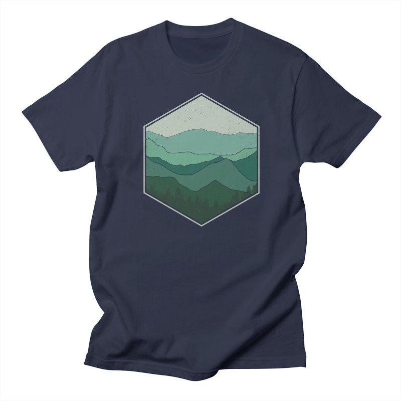 The horizon Women's Regular Unisex T-Shirt by YANMOS