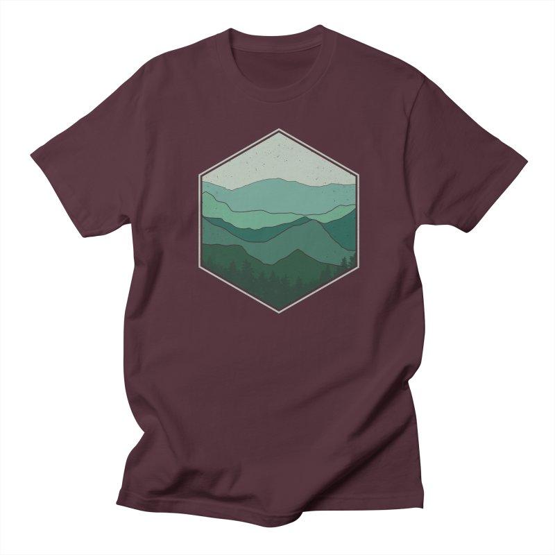 The horizon Men's Regular T-Shirt by YANMOS