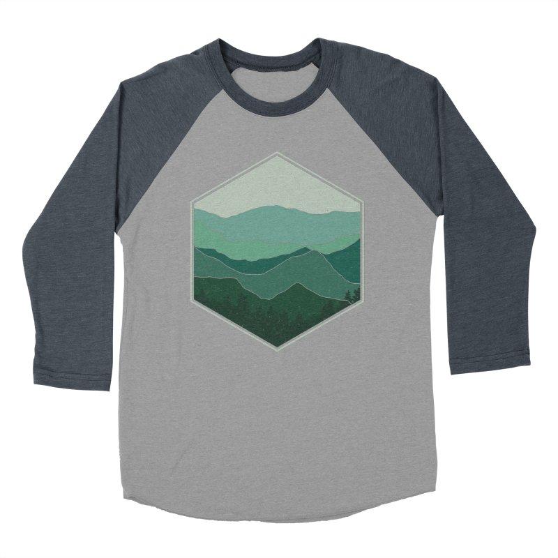 The horizon Women's Baseball Triblend Longsleeve T-Shirt by YANMOS