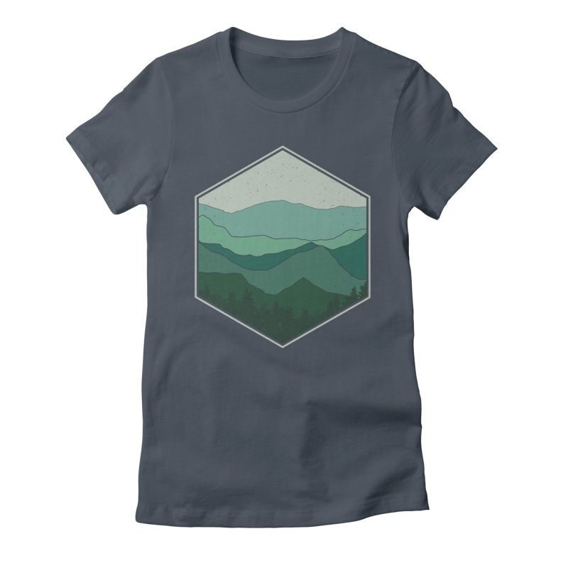 The horizon Women's T-Shirt by YANMOS
