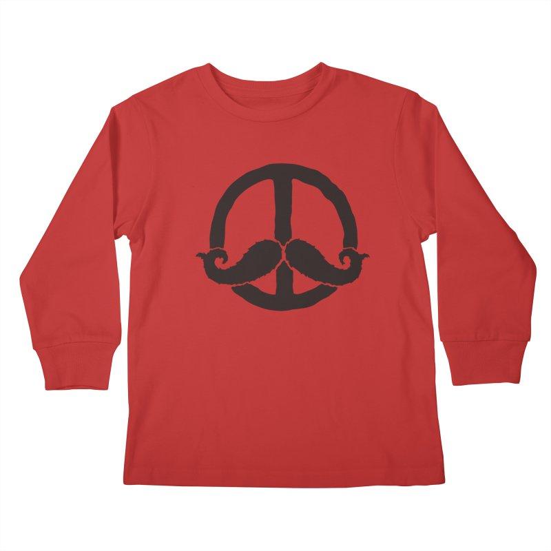 Dude Kids Longsleeve T-Shirt by Yanmos's Artist Shop