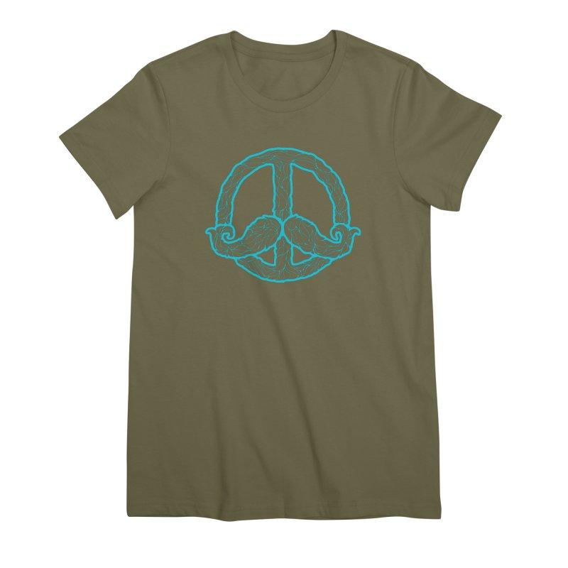 DUDE Women's Premium T-Shirt by YANMOS