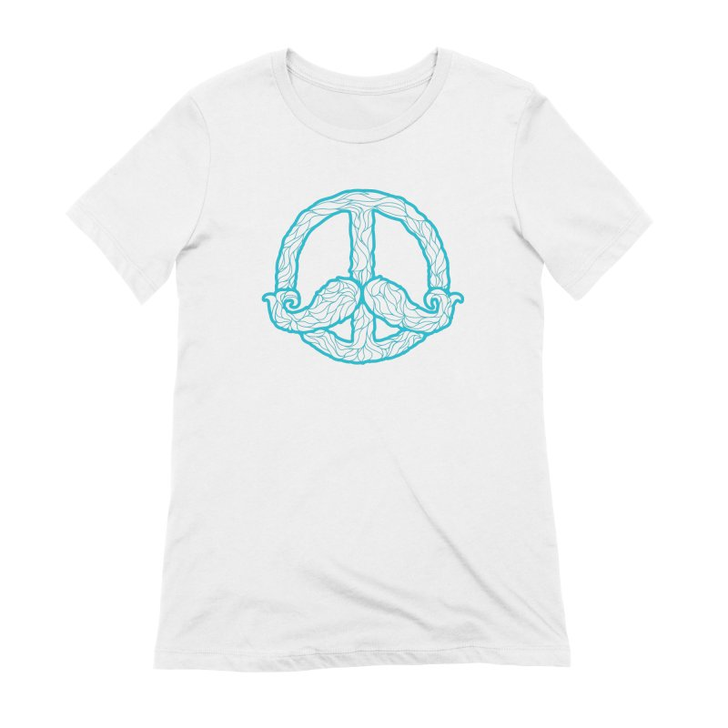 DUDE Women's Extra Soft T-Shirt by YANMOS