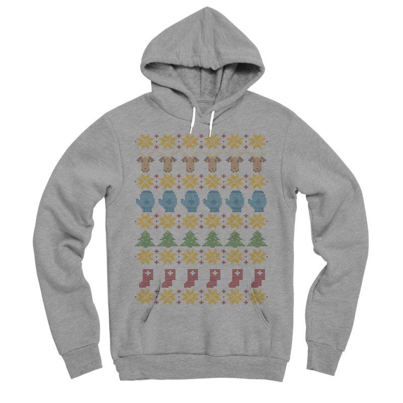 Christmas' Sequel Women's Sponge Fleece Pullover Hoody by YANMOS