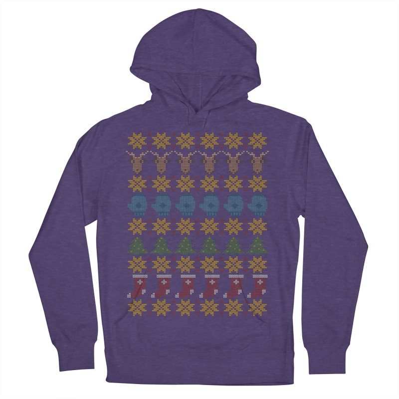 Christmas' Sequel Men's French Terry Pullover Hoody by YANMOS