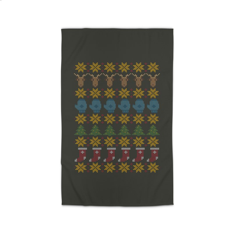 Christmas' Sequel Home Rug by YANMOS