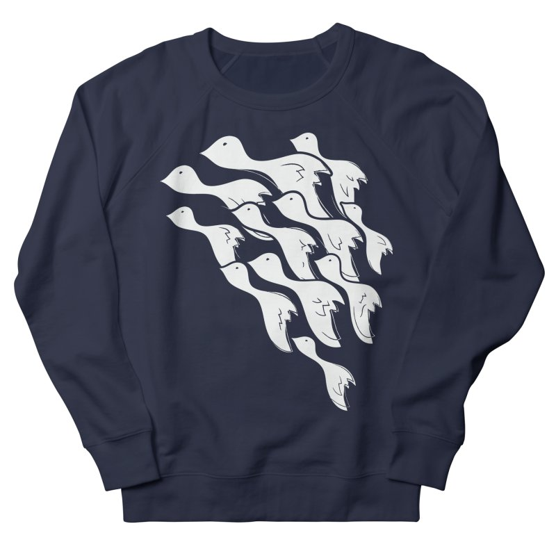 Flying Birds Women's Sweatshirt by YANMOS