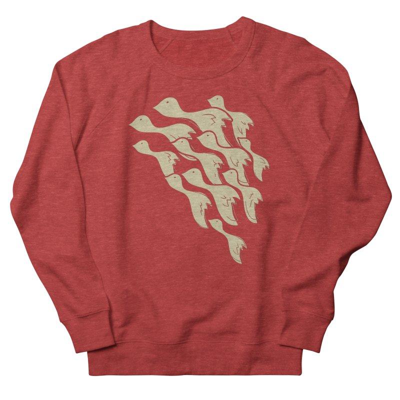 Flying birds Women's Sweatshirt by YANMOS