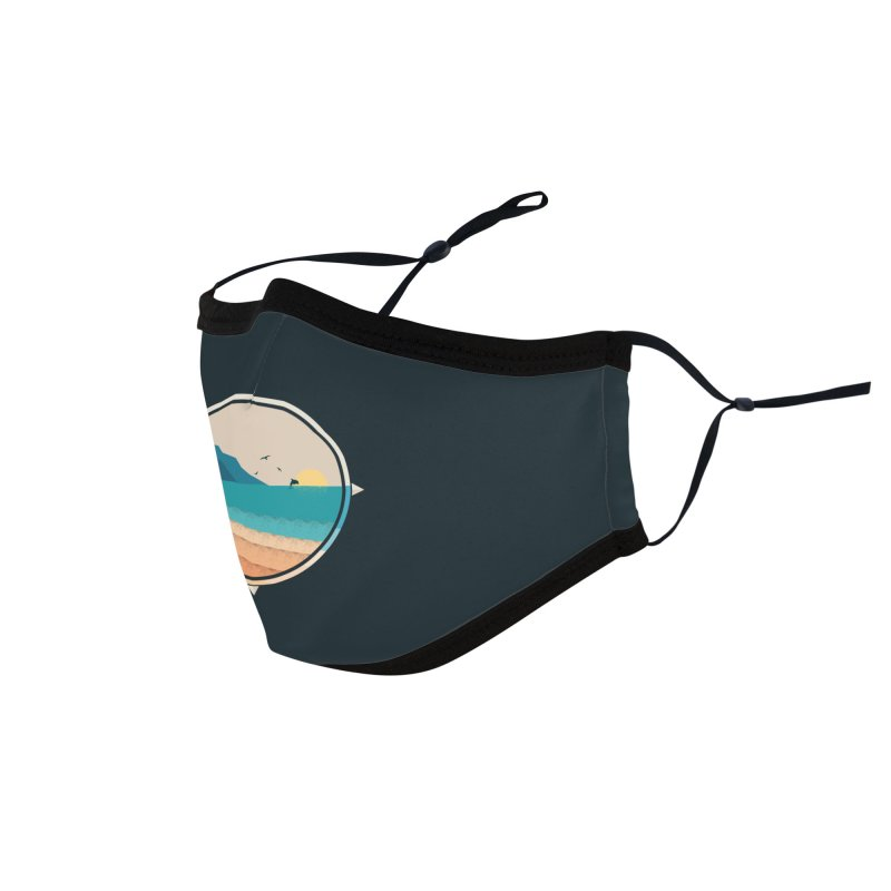 Southern sun Accessories Face Mask by YANMOS