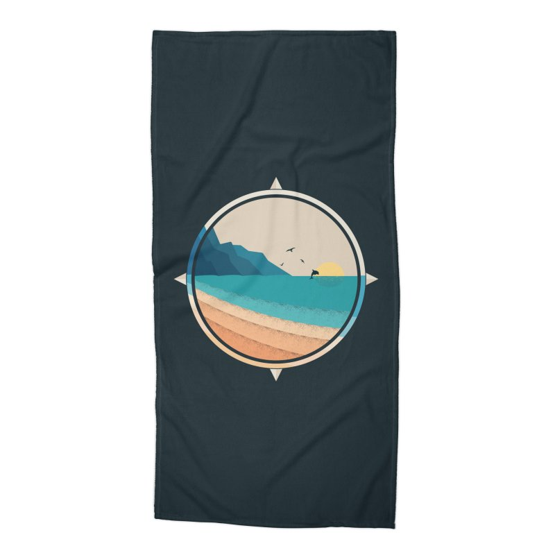 Southern sun Accessories Beach Towel by YANMOS