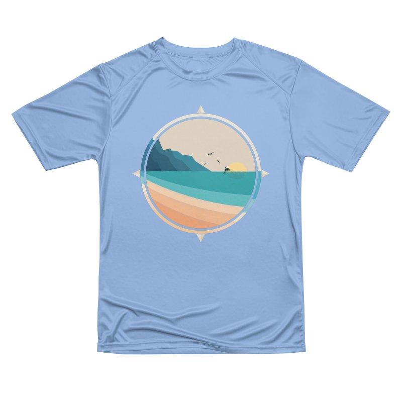 Southern sun Men's Performance T-Shirt by YANMOS