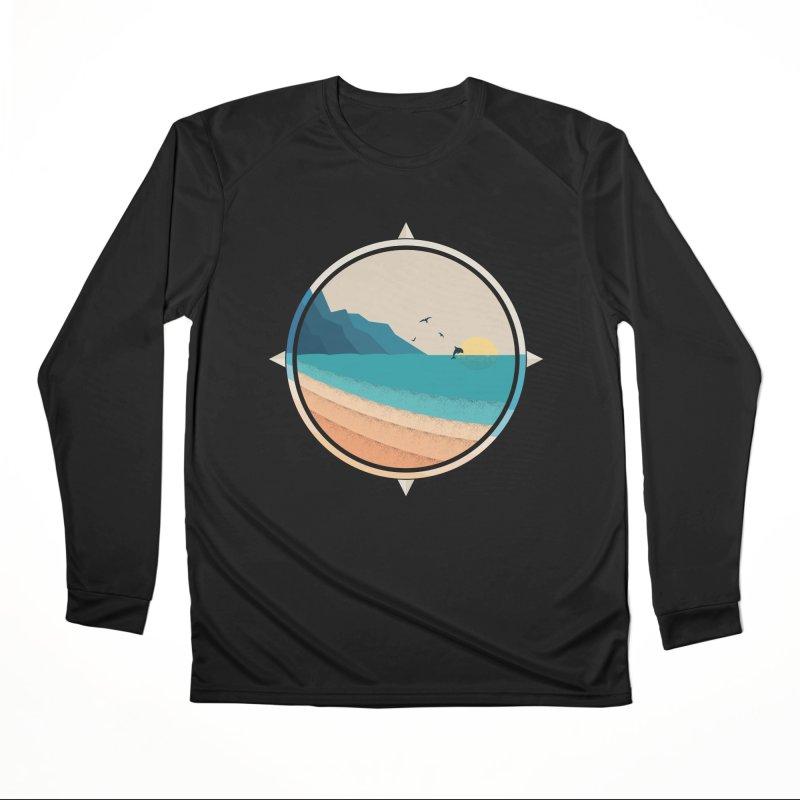 Southern sun Men's Performance Longsleeve T-Shirt by YANMOS