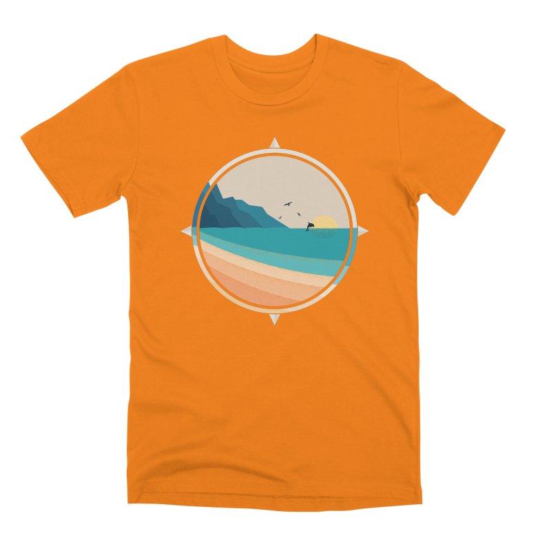 Southern sun Men's T-Shirt by YANMOS