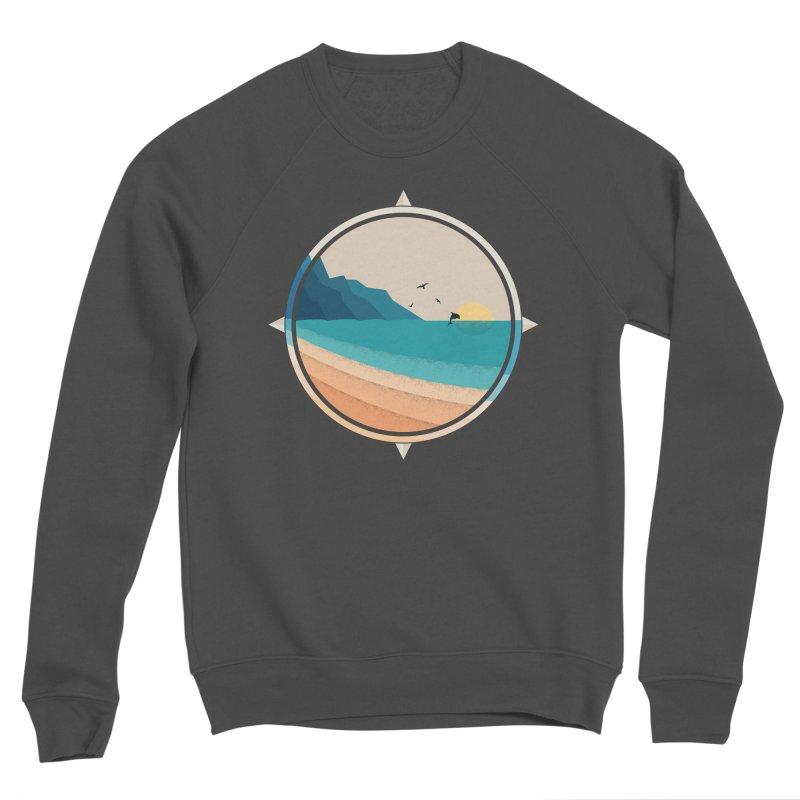 Southern sun Men's Sponge Fleece Sweatshirt by YANMOS