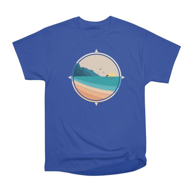 Southern sun Women's Heavyweight Unisex T-Shirt by YANMOS
