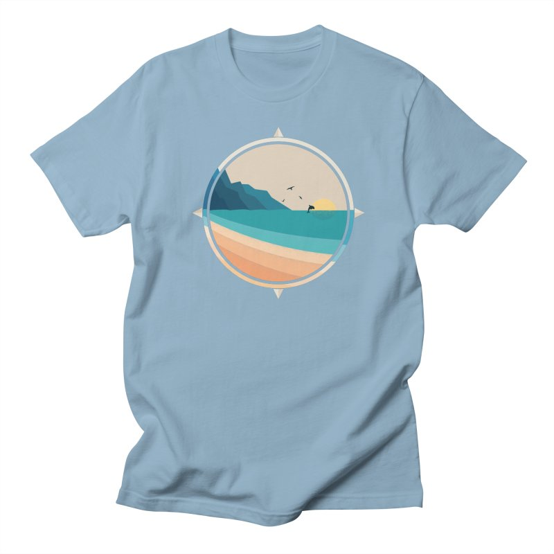 Southern sun Women's Regular Unisex T-Shirt by YANMOS